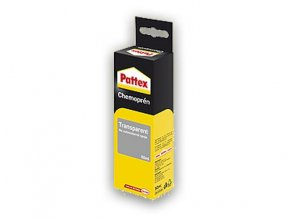 Pattex Chemoprén Transparent - 50 ml krabička