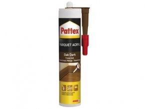 Pattex parketový tmel tmavý dub - 310 ml