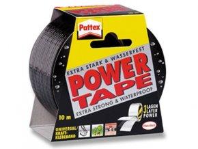 Pattex Power Tape černá - 10 m