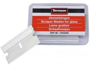 Teroson 85349 - náhradní čepel pro škrabku ZEPK23 100 ks