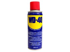 WD-40 200 ml - univerzální mazivo