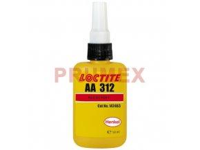 Loctite AA 312 - 50 ml konštrukčné lepidlo