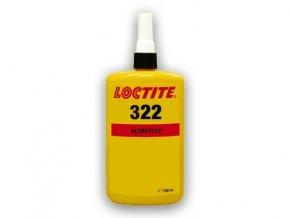 Loctite AA 322 - 250 ml UV konštrukčné lepidlo