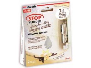 Ceresit Stop Vlhkosti - absorpční sáčky 2 x 50 g vanilka