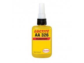 Loctite AA 326 - 50 ml konštrukčné lepidlo, lepenie magnetov
