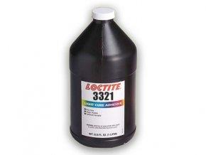 Loctite AA 3321 - 1 L UV konštrukčné lepidlo, medicinálne