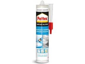 Pattex Koupelny a kuchyně - 280 ml transparentní