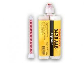 Loctite EA 3430 - 200 ml dvojzložkový epoxid rýchly ultra čírý