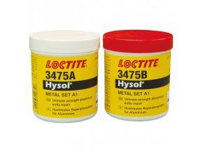 Loctite EA 3475 - 500 g kovem plnený tmel viacúčelový
