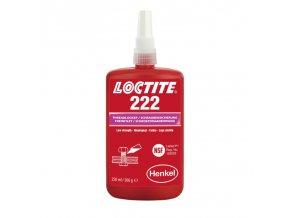 Loctite 222 - 250 ml zaisťovač závitov, nízka pevnosť