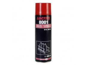 Loctite LB 8001 - 400 ml penetračný olej pre mikromechanizmy
