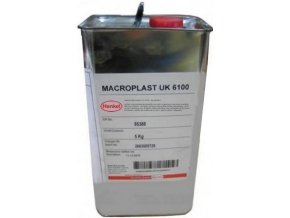 Loctite UK 6100 - 5 kg polyuretánové lepidlo Macroplast