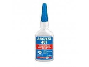 Loctite 401 - 50 g sekundové lepidlo