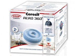 Ceresit Stop Vlhkosti - náhradní tablety AERO 2 x 450 g