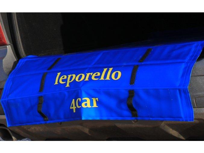 Podložka leporello4car 100/65 Azzurra