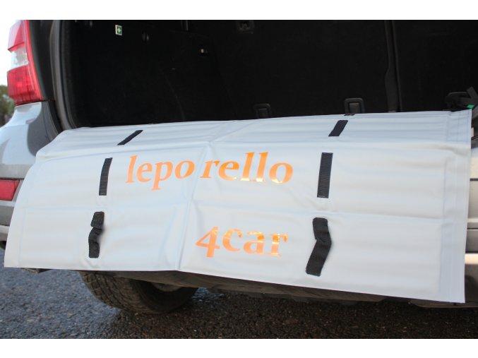 Podložka leporello4car 95/84 Arancione