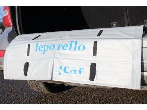 Ochranná podložka leporello4car 100/65 Blu