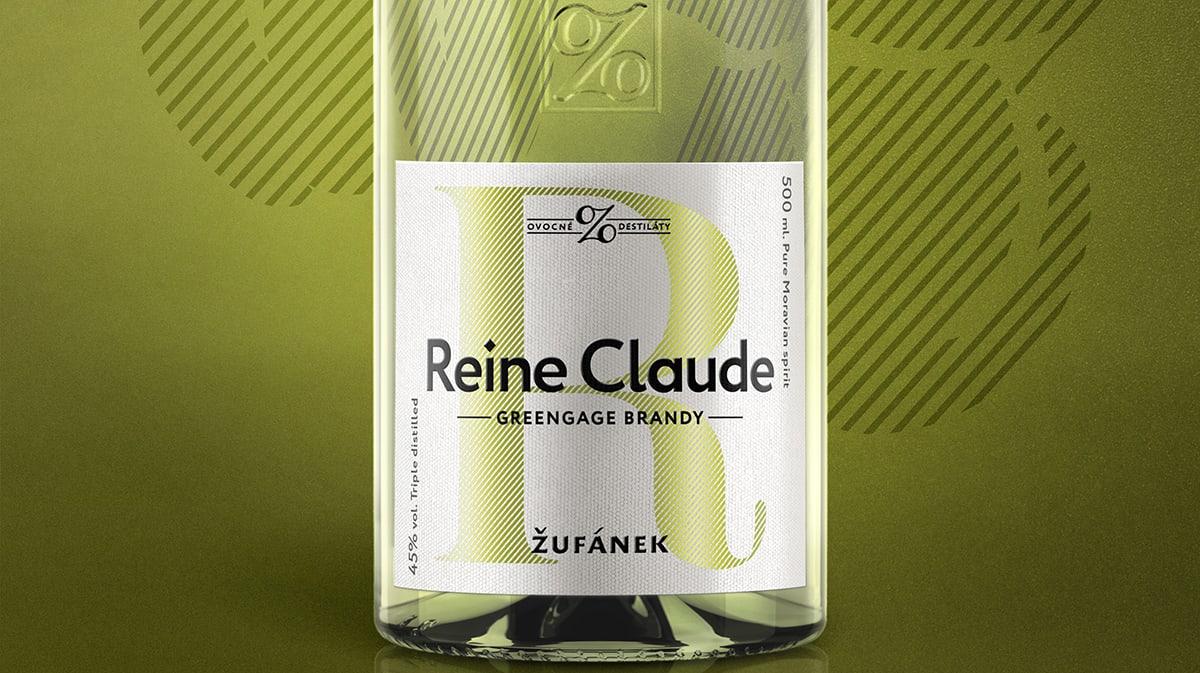 Nový (starý) ročník rynglovice Reine Claude!