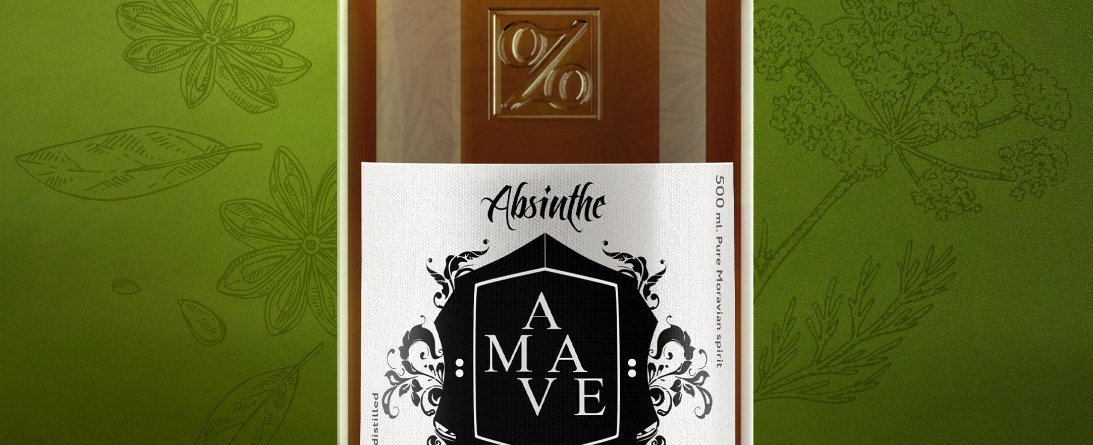 Amave Absinthe