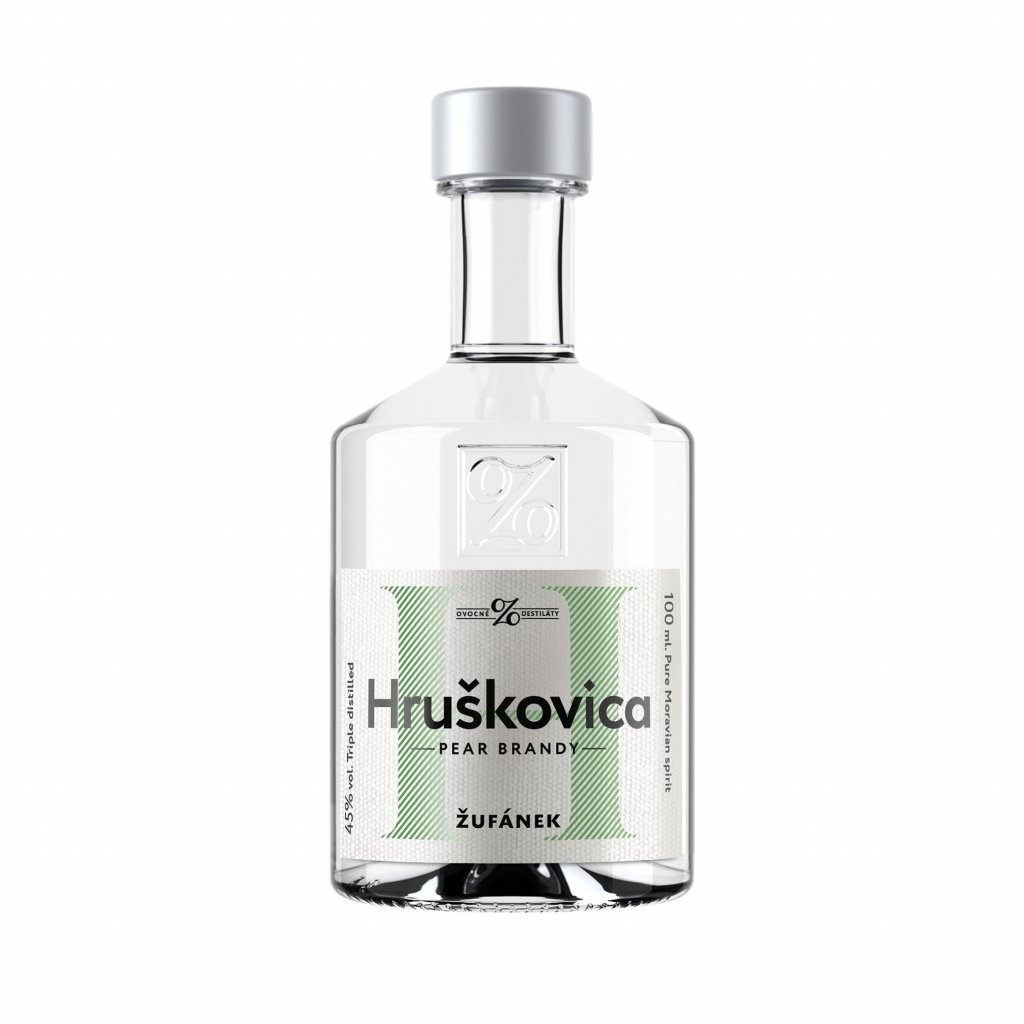 Hruškovice Žufánek 100ml