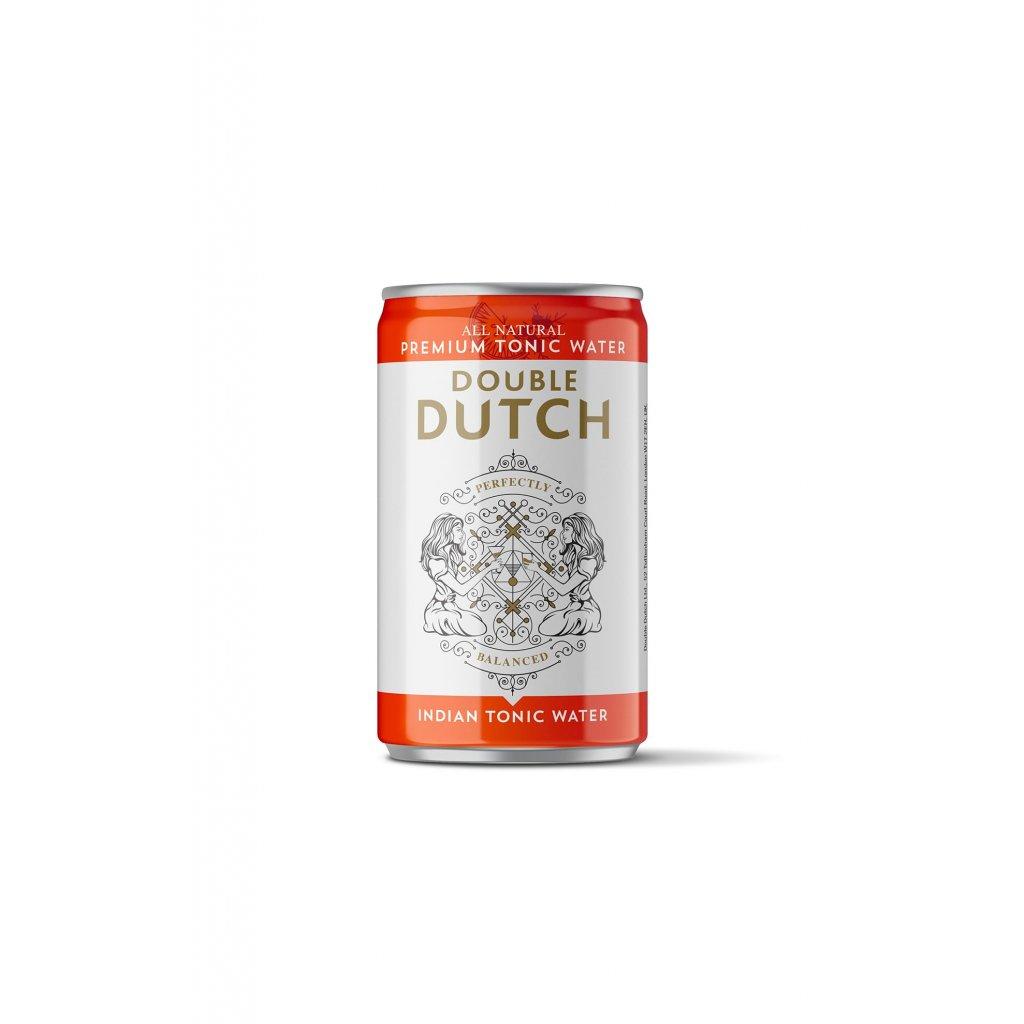 double dutch indian tonic water plech