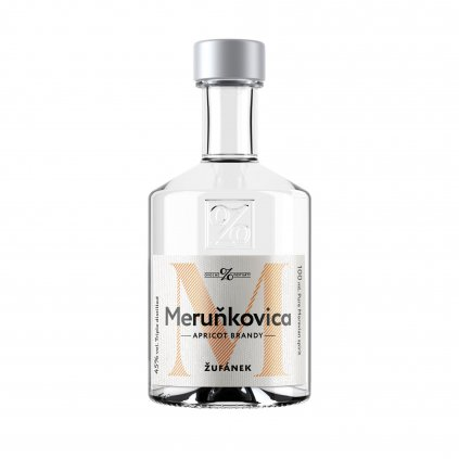 Meruňkovice Žufánek 100ml