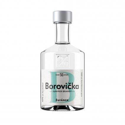 Borovička Žufánek 100ml