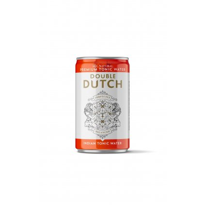double dutch indian tonic water plech