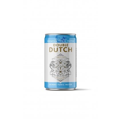 double dutch slimline tonic water plech