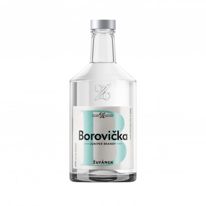 Borovička Žufánek