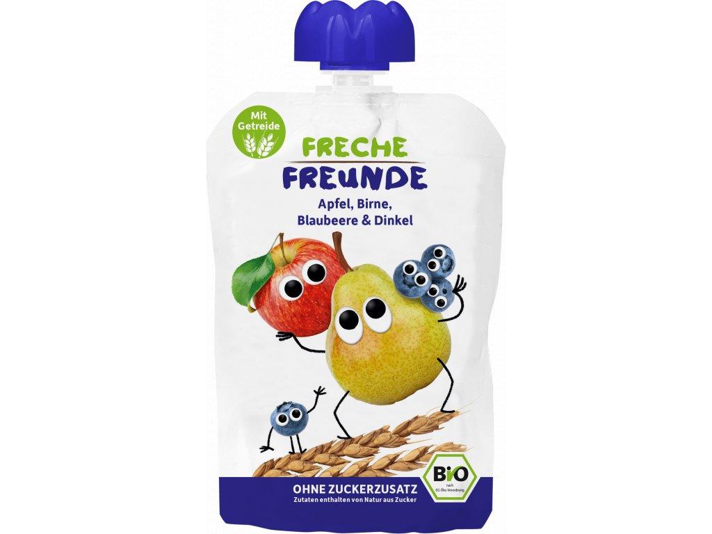 4260249140448 Quetschie Apfel Birne Blaubeere Dinkel