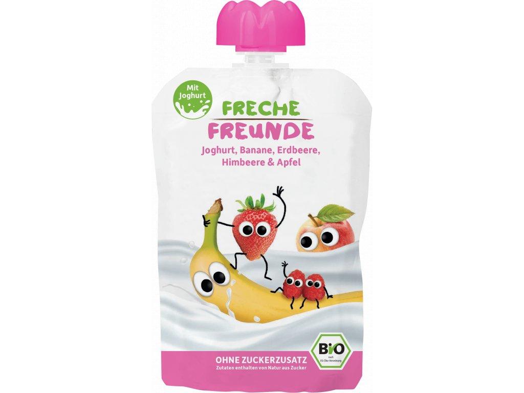 4260249140639 Quetschie Joghurt Banane Erdbeere Himbeere Apfel