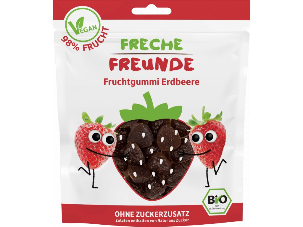 4260249149175 Fruchtgummi Erdbeere