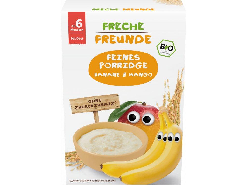 4260618520086 Feines Porridge Banane Mango