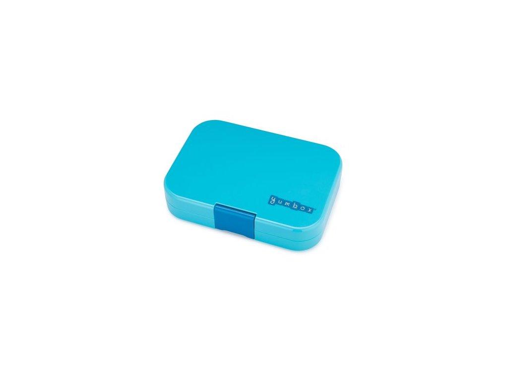 Yumbox svačinový box Classic modrý