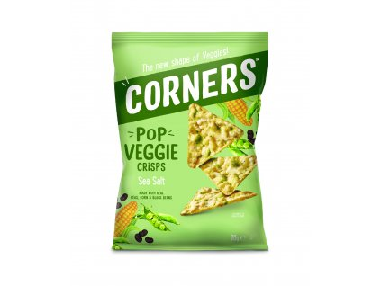 Corners 28g Veggie Sea Salt Front JPEG