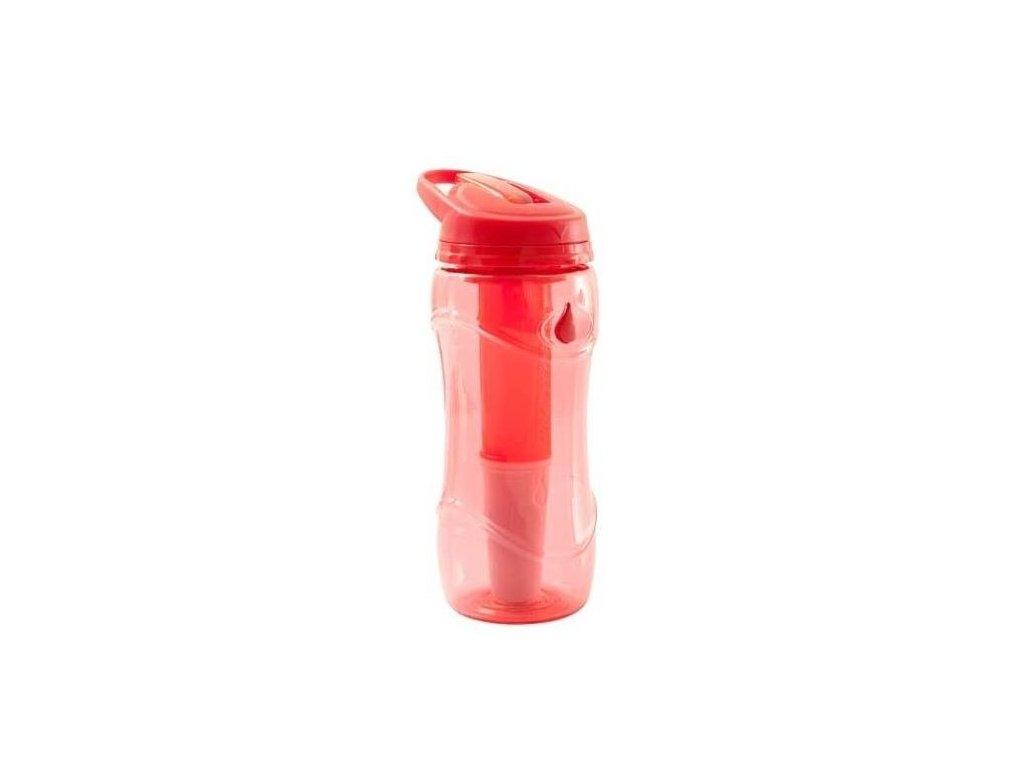 Filtrační láhev PURE BOTTLE červená