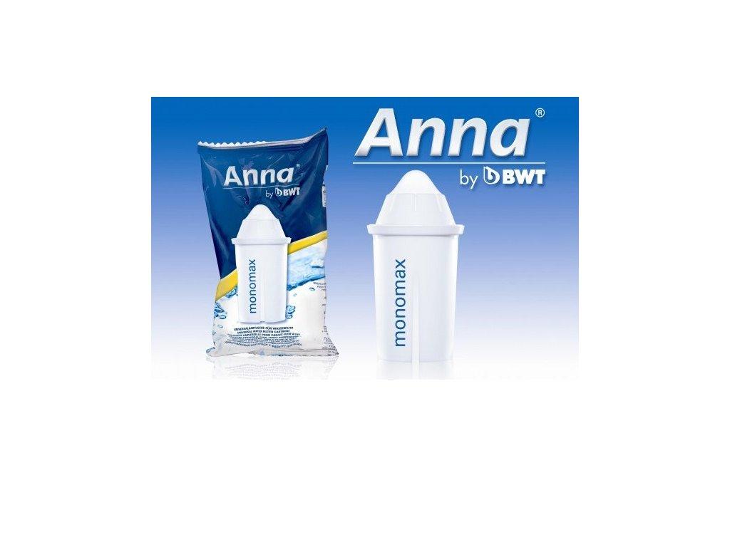 Vodní filtr Anna Monomax 3 ks