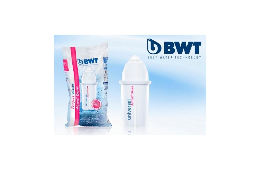 Vodní filtr BWT Universal Active Drink 3 ks