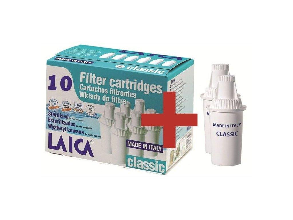 Vodní filtr Classic Multiflux 10+2 ks