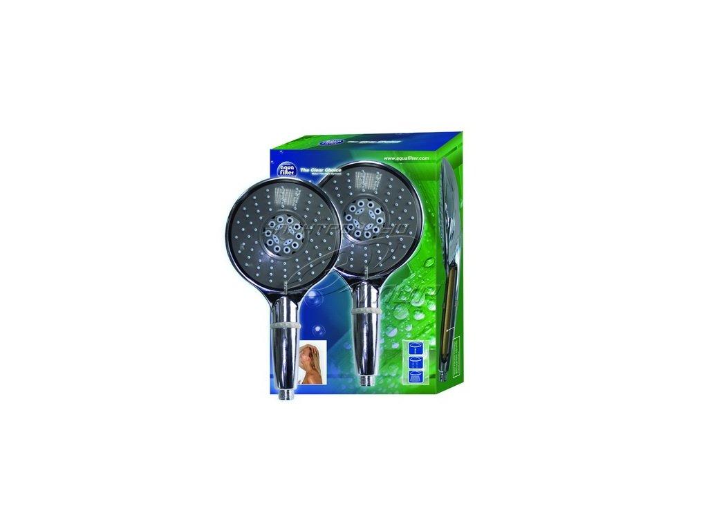Sprchový filtr Aquafilter FHSH-6-C (chrom)
