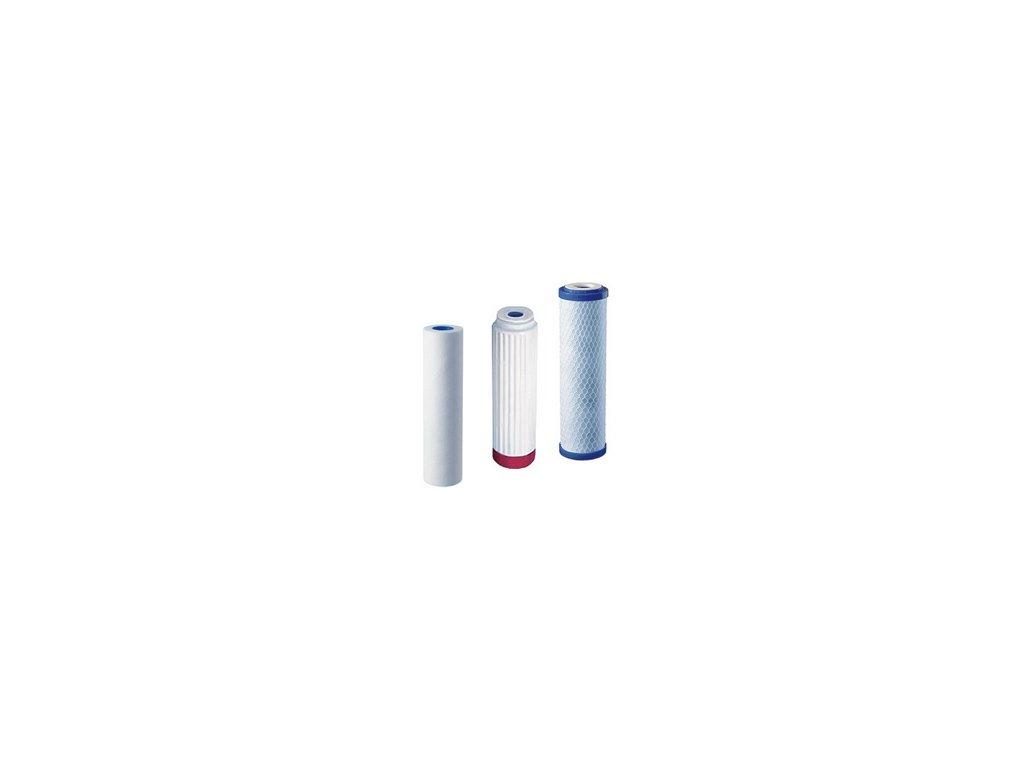 Sada filtračních vložek pro Aquaphor Trio Norma H (změkčovací)