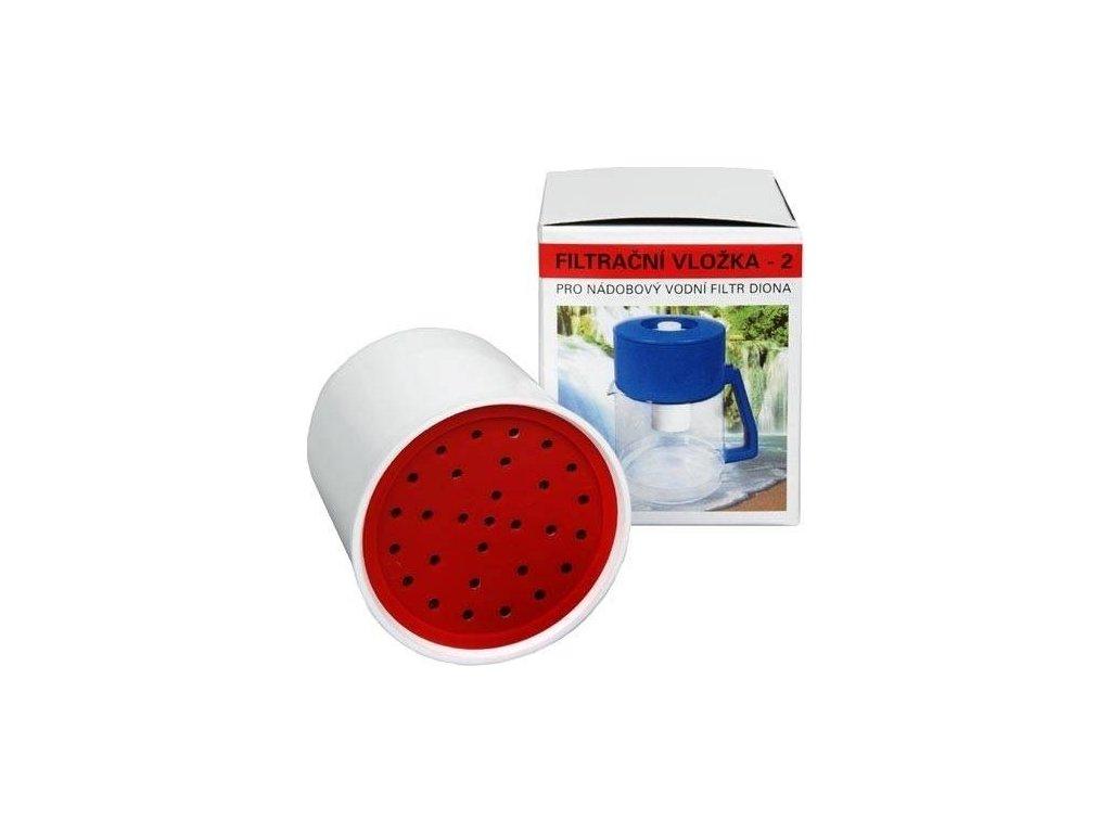 Filtrační vložky pro konvice OASA a DIONA (standardní filtrace), 2 ks