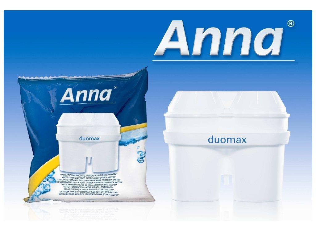 Vodní filtr Anna Duomax 10 ks