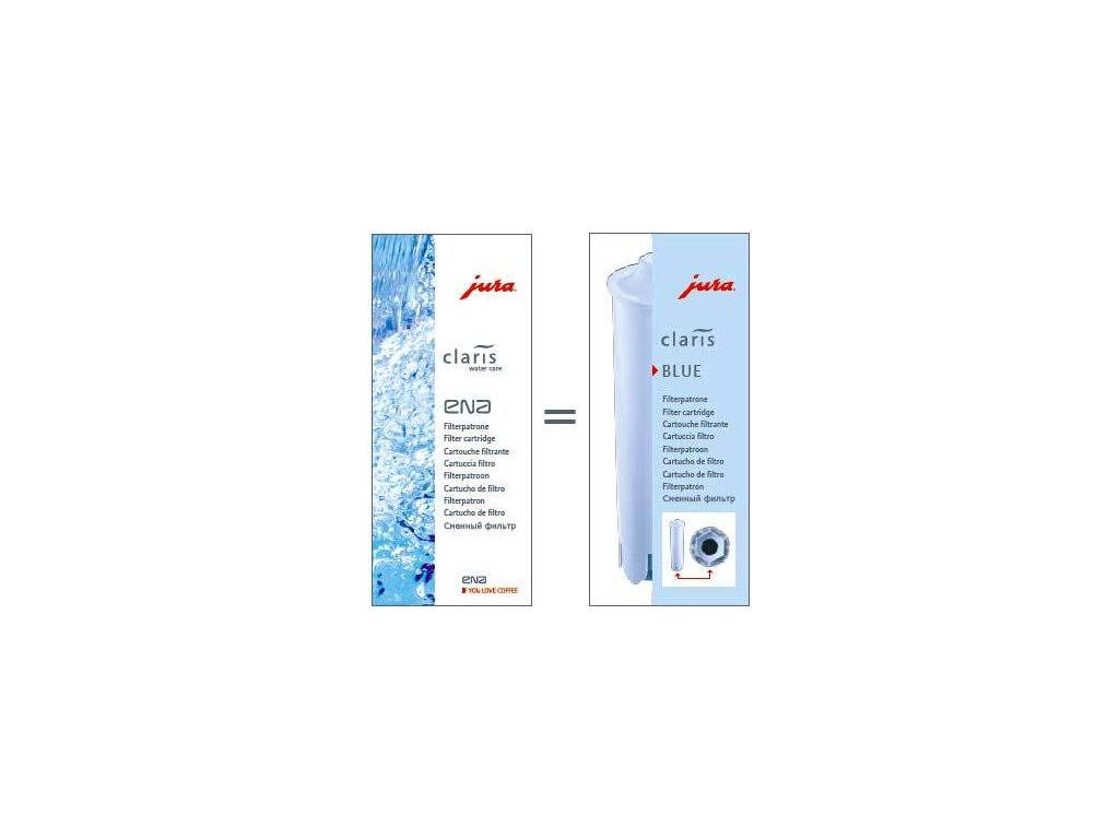 Jura Claris Blue 1 ks