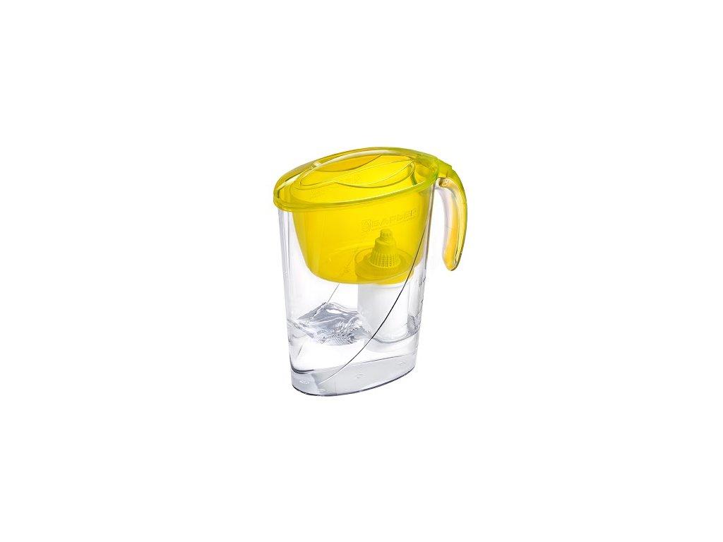 BARRIER Eco filtrační konvice na vodu - žlutá