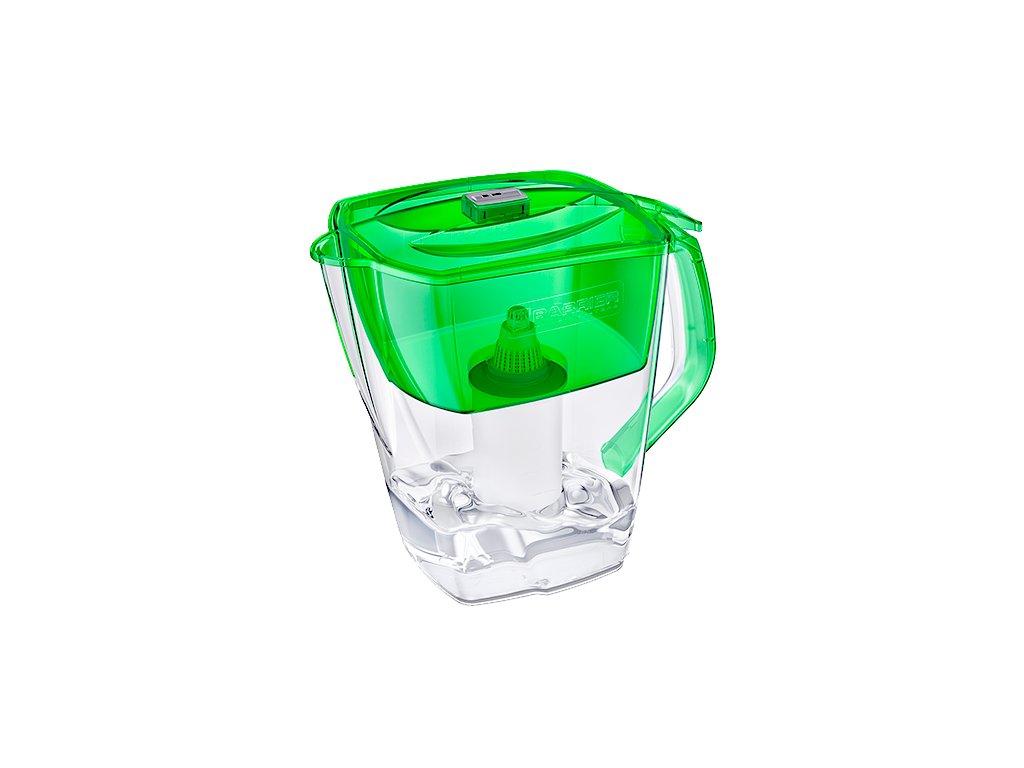 BARRIER Grand Neo filtrační konvice na vodu - zelená