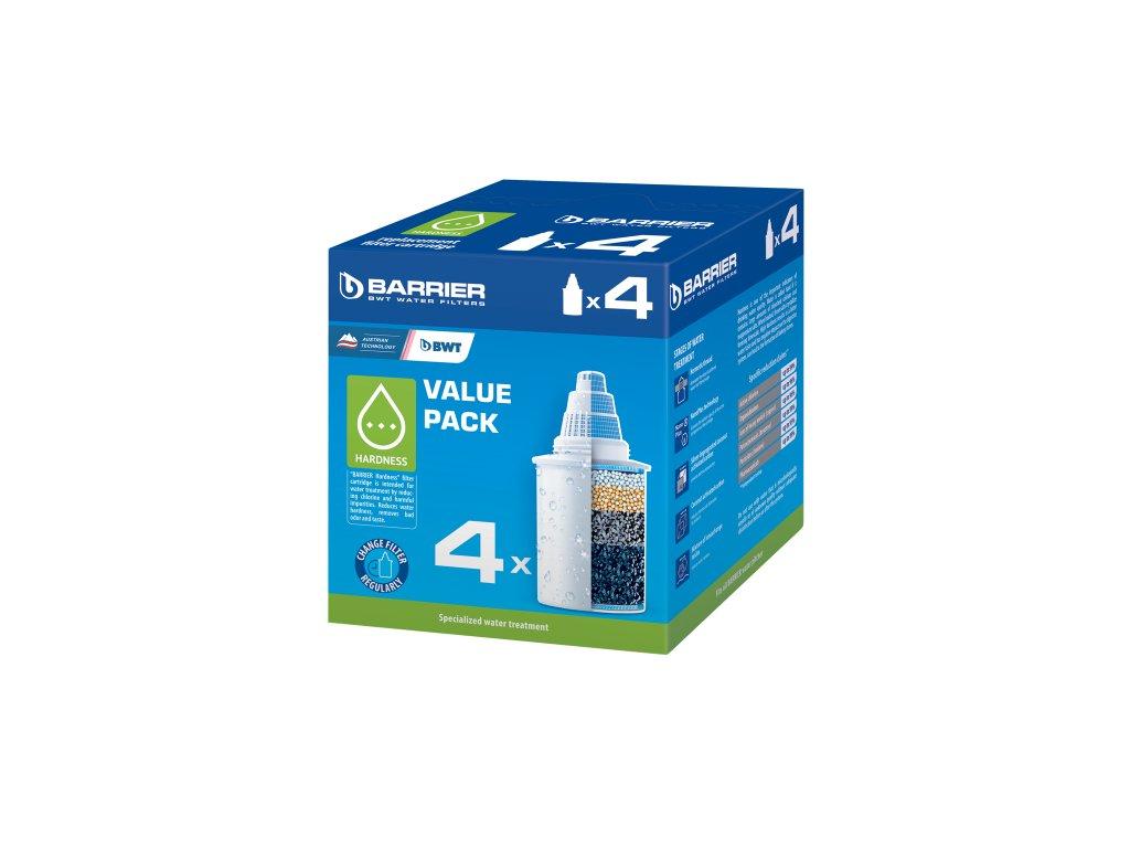 Filtrační vložka BARRIER-6 změkčovací Hardness - 4ks