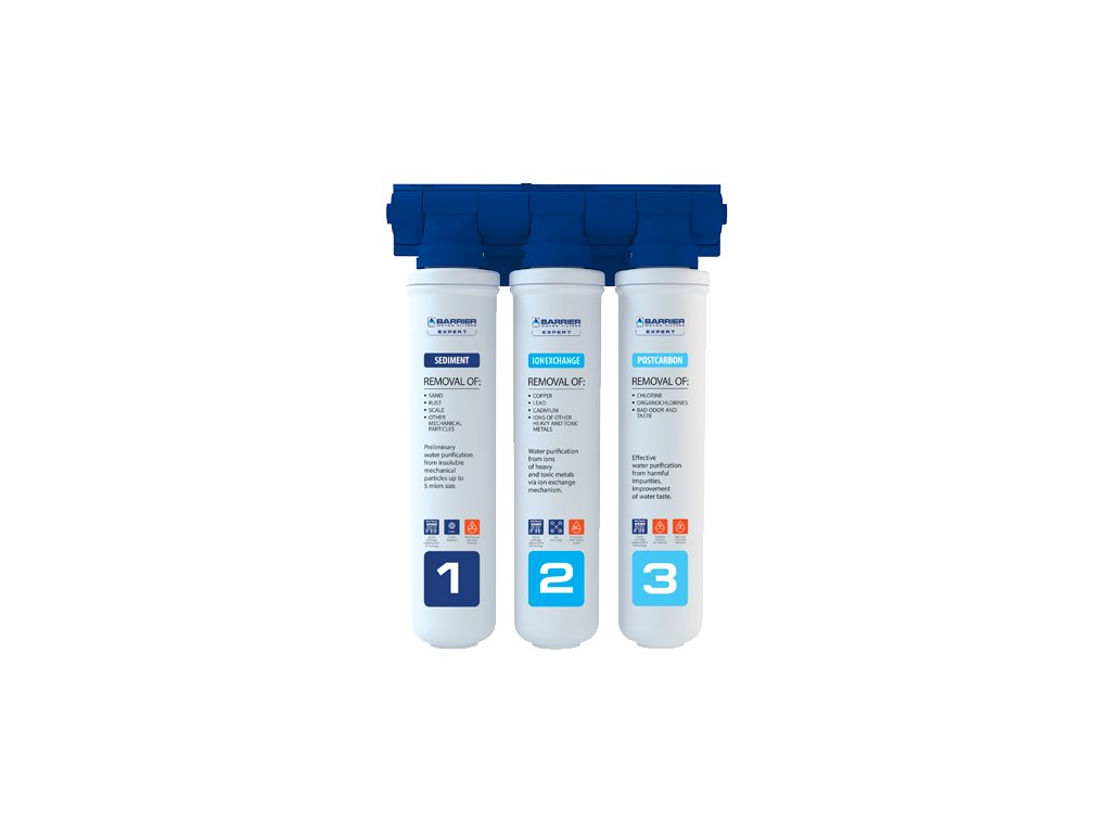 Vodní filtr pod dřez BARRIER Expert Standard