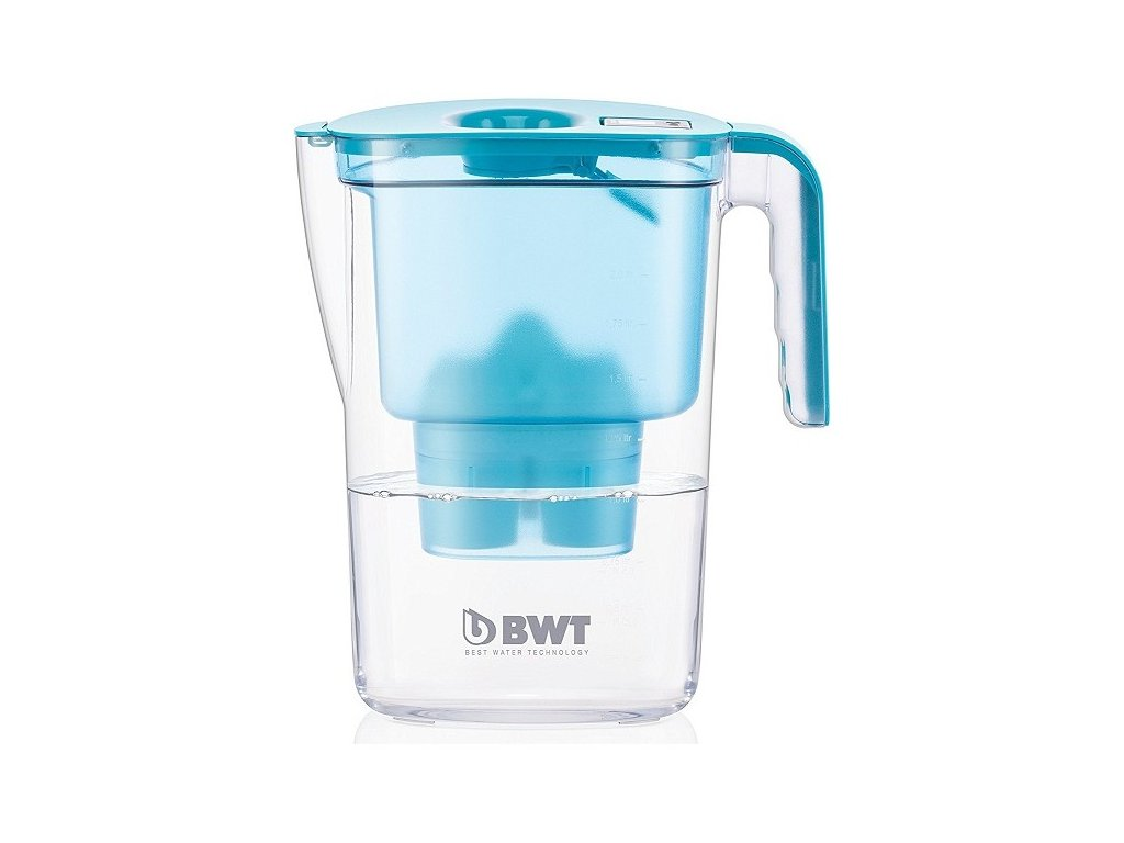 Filtrační konvice BWT VIDA modrá + 3x filtr Mg2+